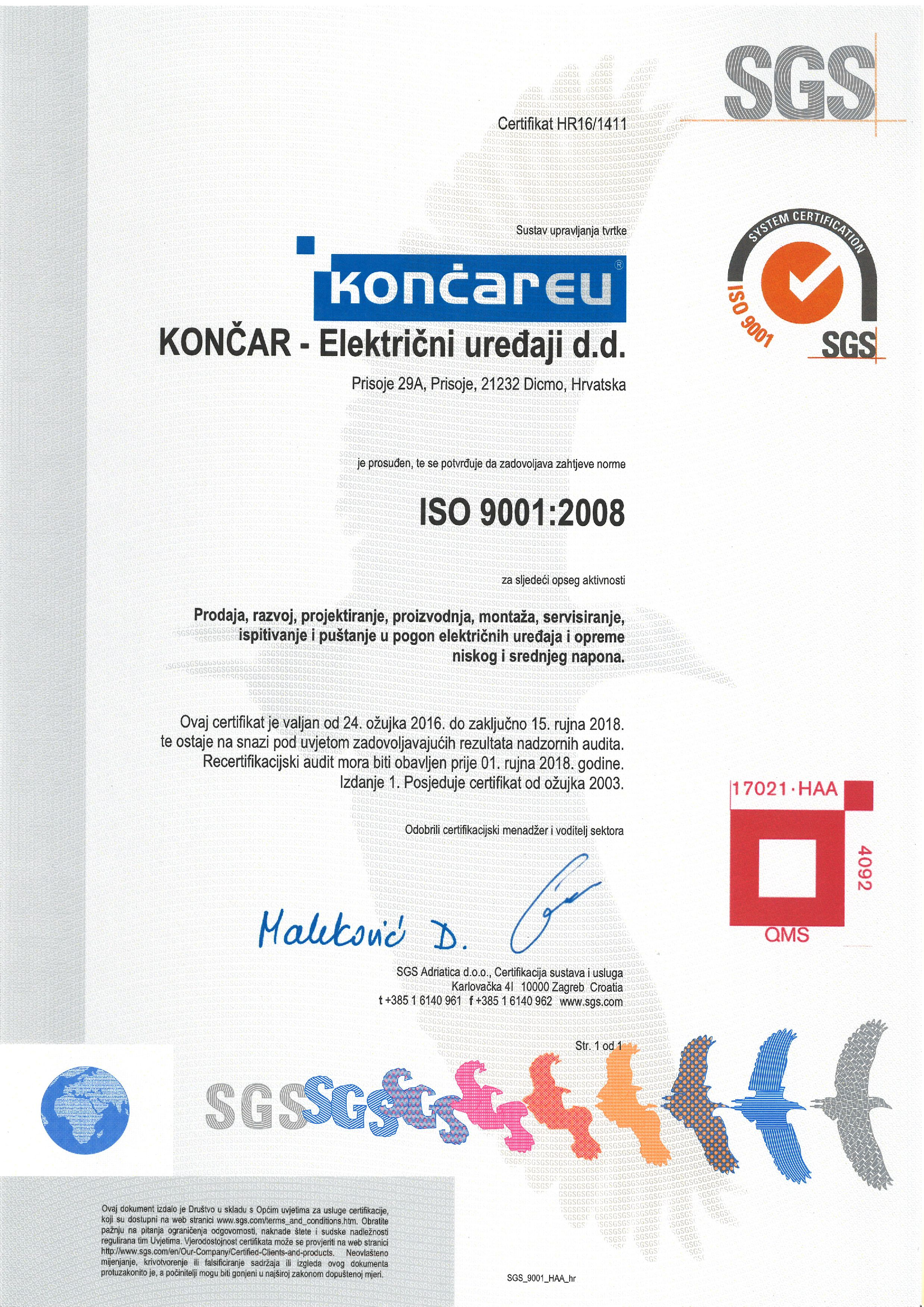 iso9001-2008 sgs_hr